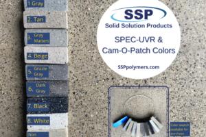 SPEC-UVR Color Swatch